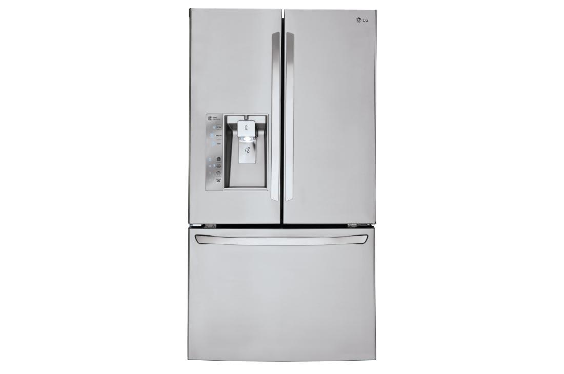 Lg Lfxs30726s 30 Cu Ft French Door Refrigerator Lg Usa