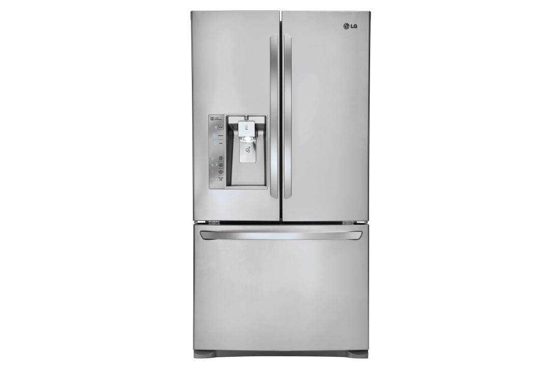 Best Counter Depth Refrigerator 2015 >> 24 Cu Ft French Door Counter Depth Refrigerator