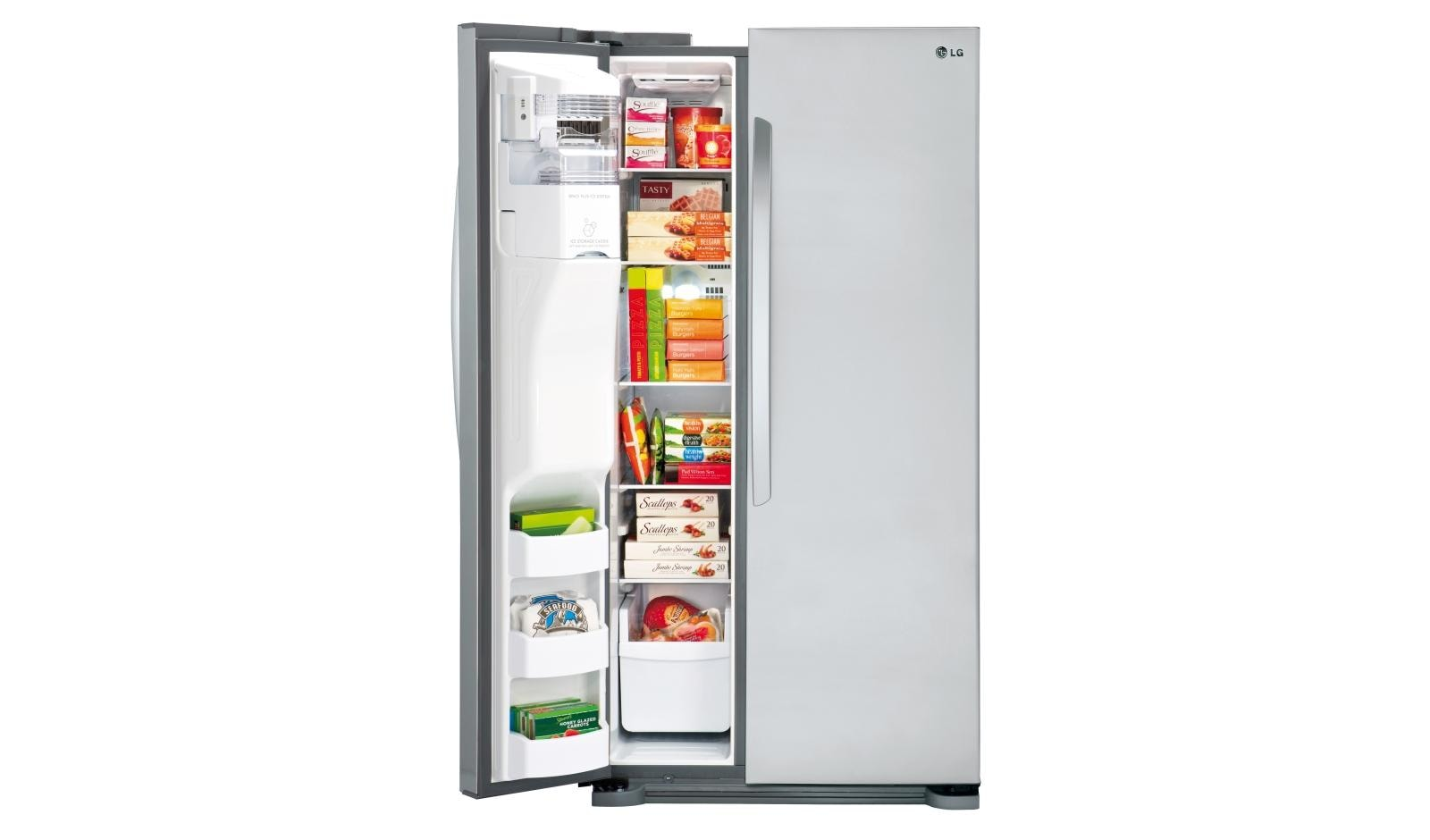 Lg Lsxs22423s Side By Refrigerator Usa Electronics Tutorial Sections 1620