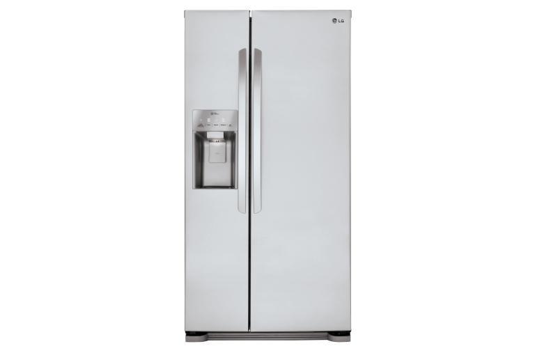 Side By Side Refrigerator ...