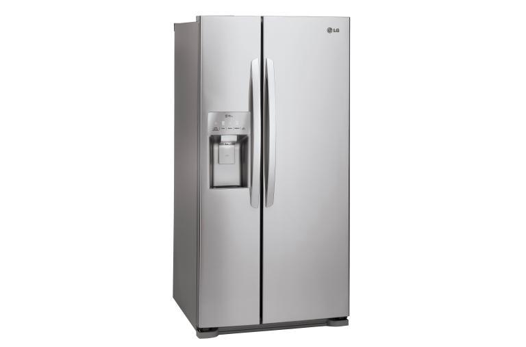 lg lsxs22423s side by side refrigerator lg usa. Black Bedroom Furniture Sets. Home Design Ideas