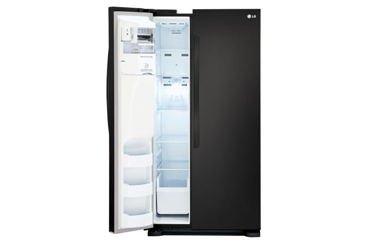 lg lsxs22423b side by side refrigerator lg usa. Black Bedroom Furniture Sets. Home Design Ideas