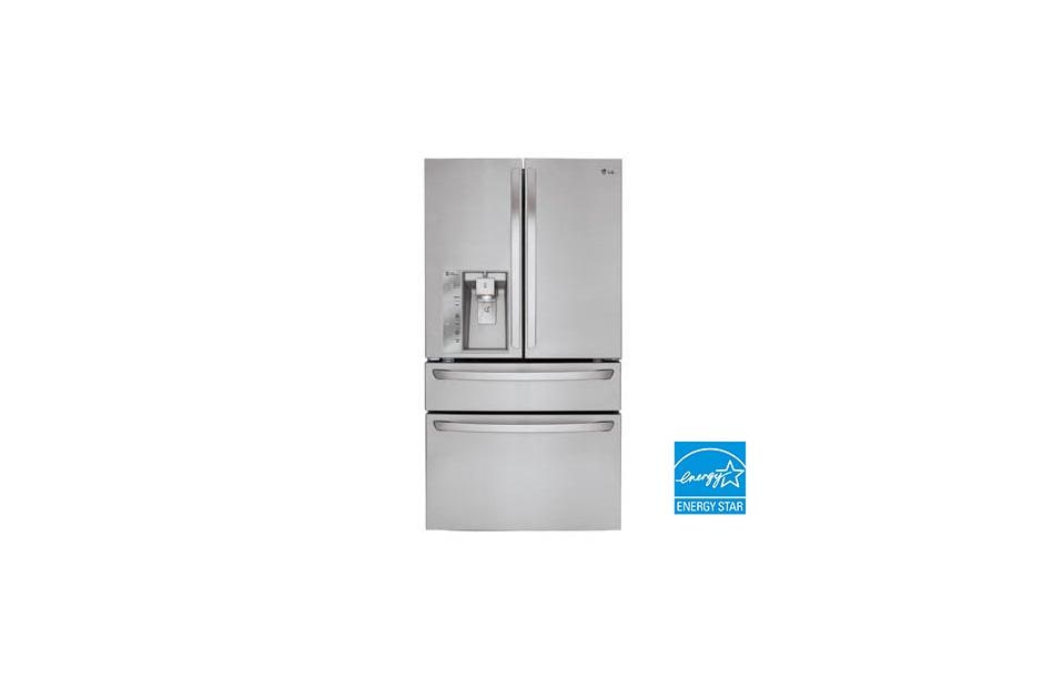 Lg Lmxc23746s Large Counter Depth French Door Refrigerator Lg Usa