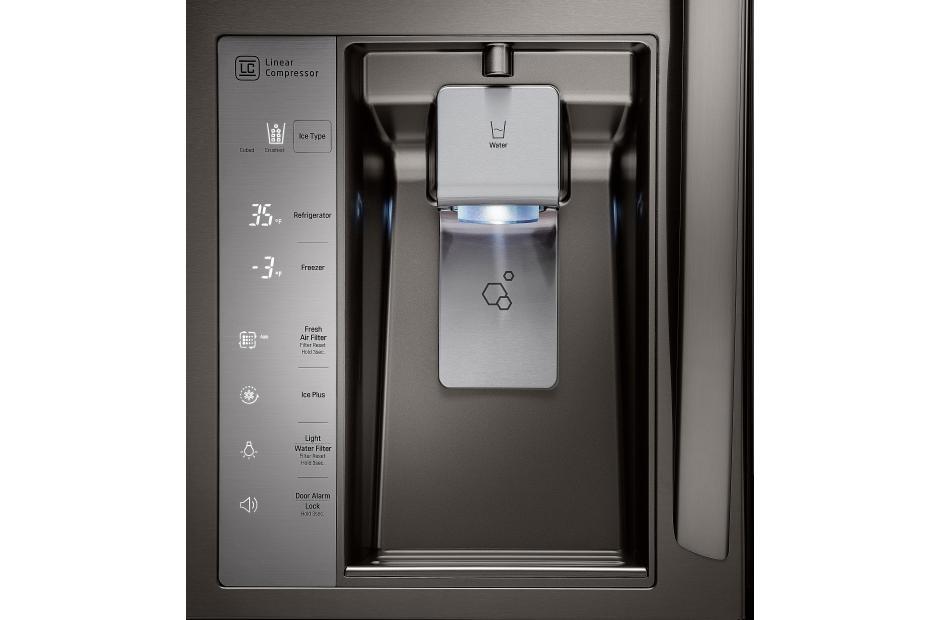 LG LMXC23746D: Counter Depth 4 Door French Door Refrigerator | LG USA