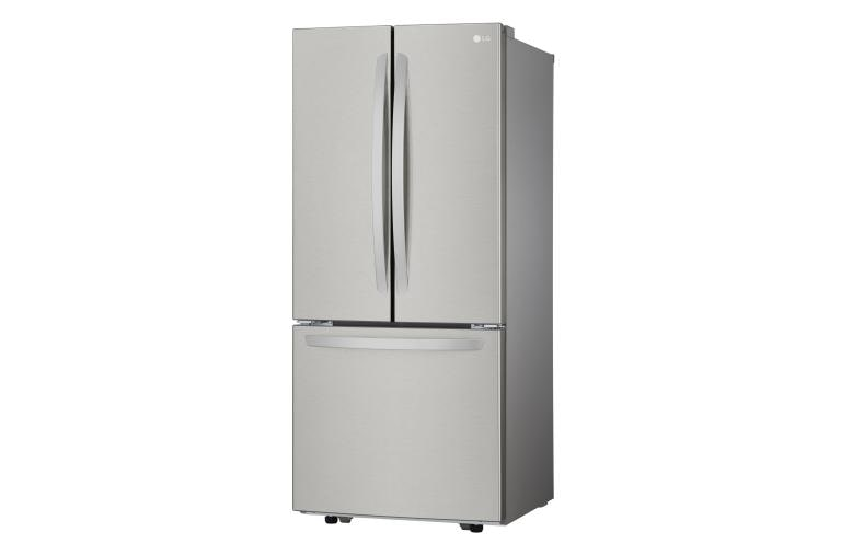 lg lfcs22520s 30 inch wide 3 door french door refrigerator lg usa. Black Bedroom Furniture Sets. Home Design Ideas
