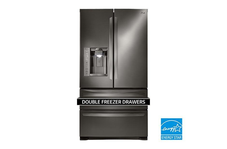 Lg Lmxs27626d Ultra Capacity 4 Door French Door