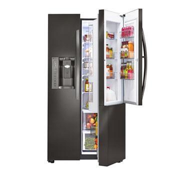 sc 1 st  LG & LG LSXS26386D: Side-By-Side Door-in-Door Refrigerator | LG USA