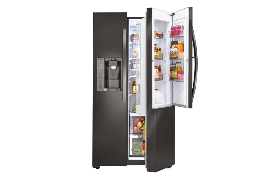 Door In Refrigerator