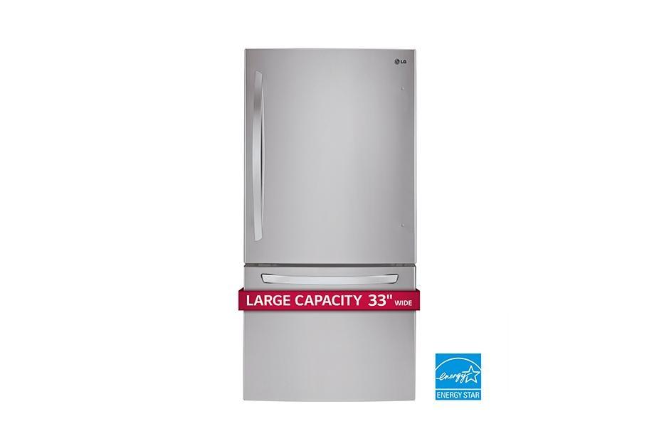 Large capacity freezer