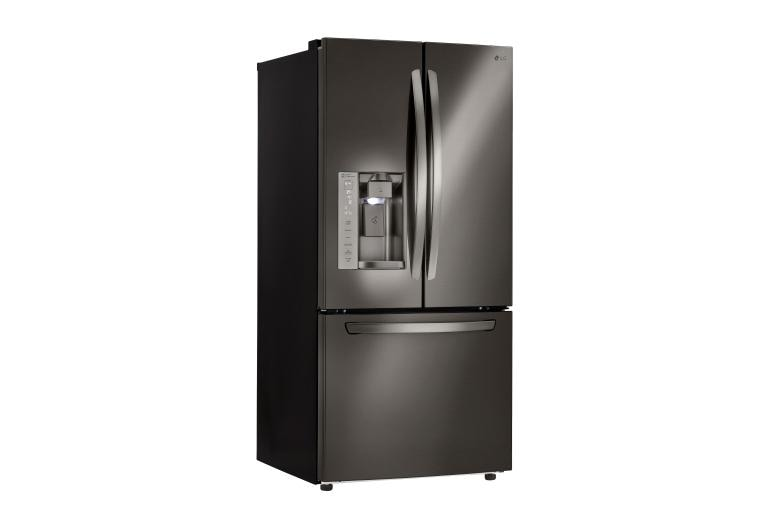 Lg Lfxs24623d Ultra Capacity 3 Door French Door Refrigerator Lg Usa