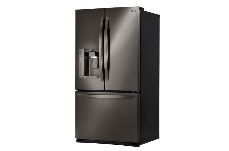 lg lfx25973d 3 door french door refrigerator lg usa. Black Bedroom Furniture Sets. Home Design Ideas