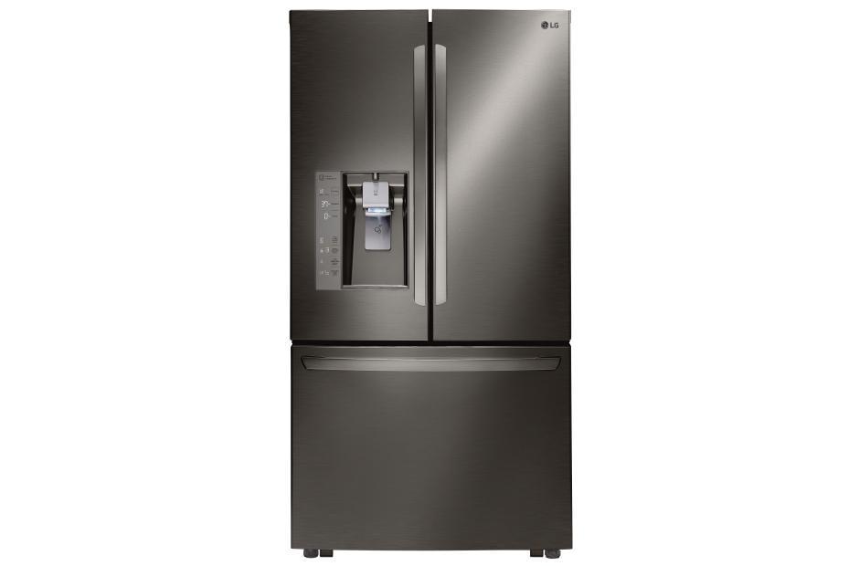 Lg Lfxs32736d Mega Capacity 3 Door French Door Refrigerator Lg Usa