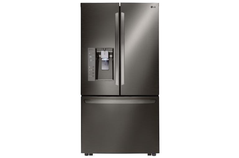 lg lfxs32736d mega capacity 3 door french door refrigerator lg usa. Black Bedroom Furniture Sets. Home Design Ideas