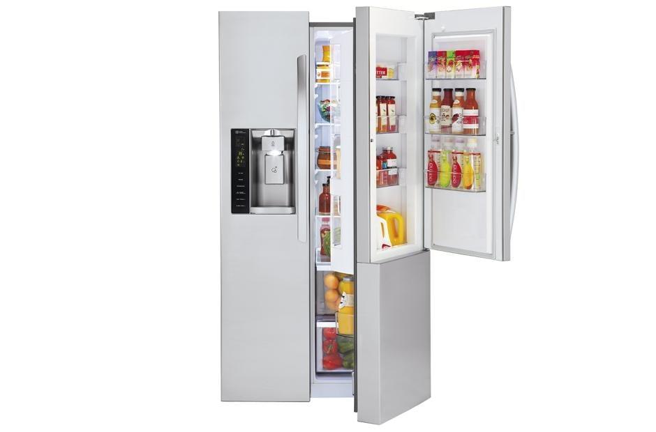 LG LSXC22386S: Side-By-Side Refrigerator w/Door-in-Door | LG USA