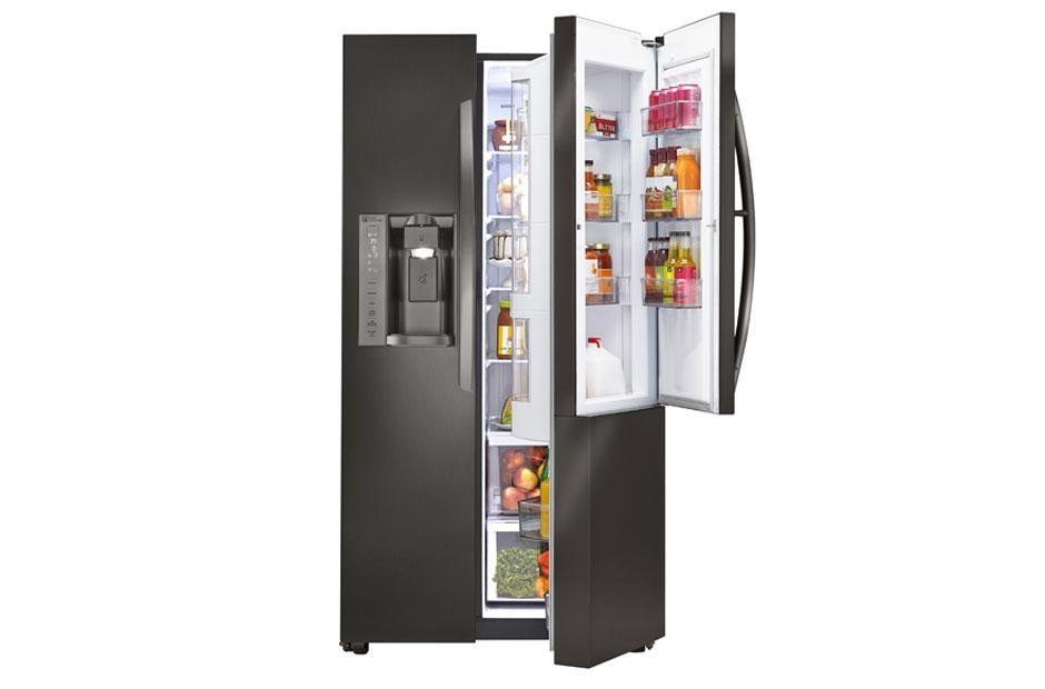 LG LSXC22386D: Side-By-Side Refrigerator w/Door-in-Door | LG USA