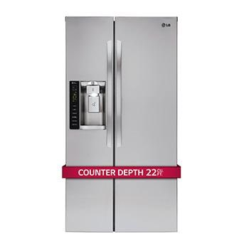 LG Counter-Depth Refrigerators with Large Capacity | LG USA