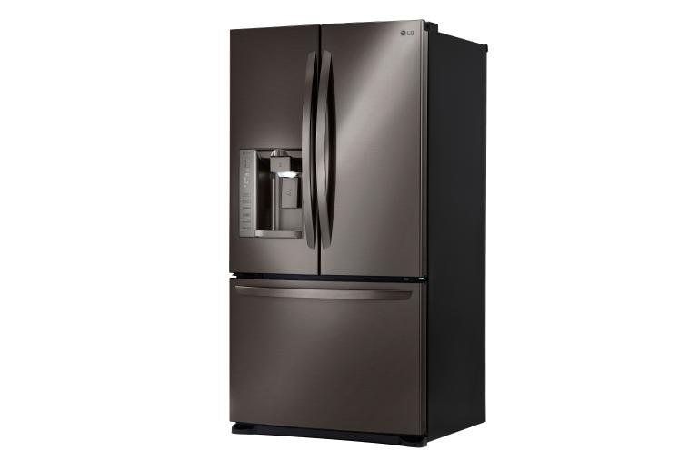 lg lfxs24626d large capacity 3 door french door refrigerator lg usa. Black Bedroom Furniture Sets. Home Design Ideas