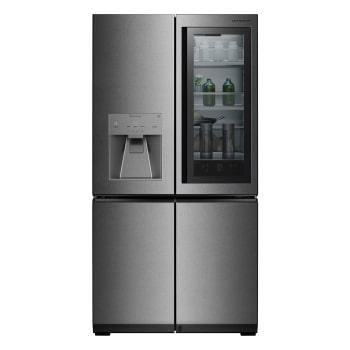 InstaView  Door in Door  Refrigerator. LG Refrigerators  Smart  Innovative   Energy Efficient   LG USA