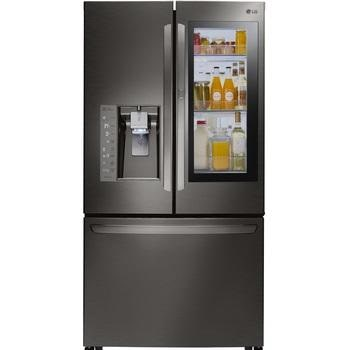 24 cu. ft. Smart wi-fi Enabled InstaView™ Door-in-Door® Counter-Depth Refrigerator1