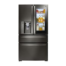 Lg French Door Refrigerators Smart Instaview 3 Amp 4 Doors