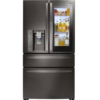 23 cu. ft. Smart wi-fi Enabled InstaView™ Door-in-Door® Counter-Depth Refrigerator1