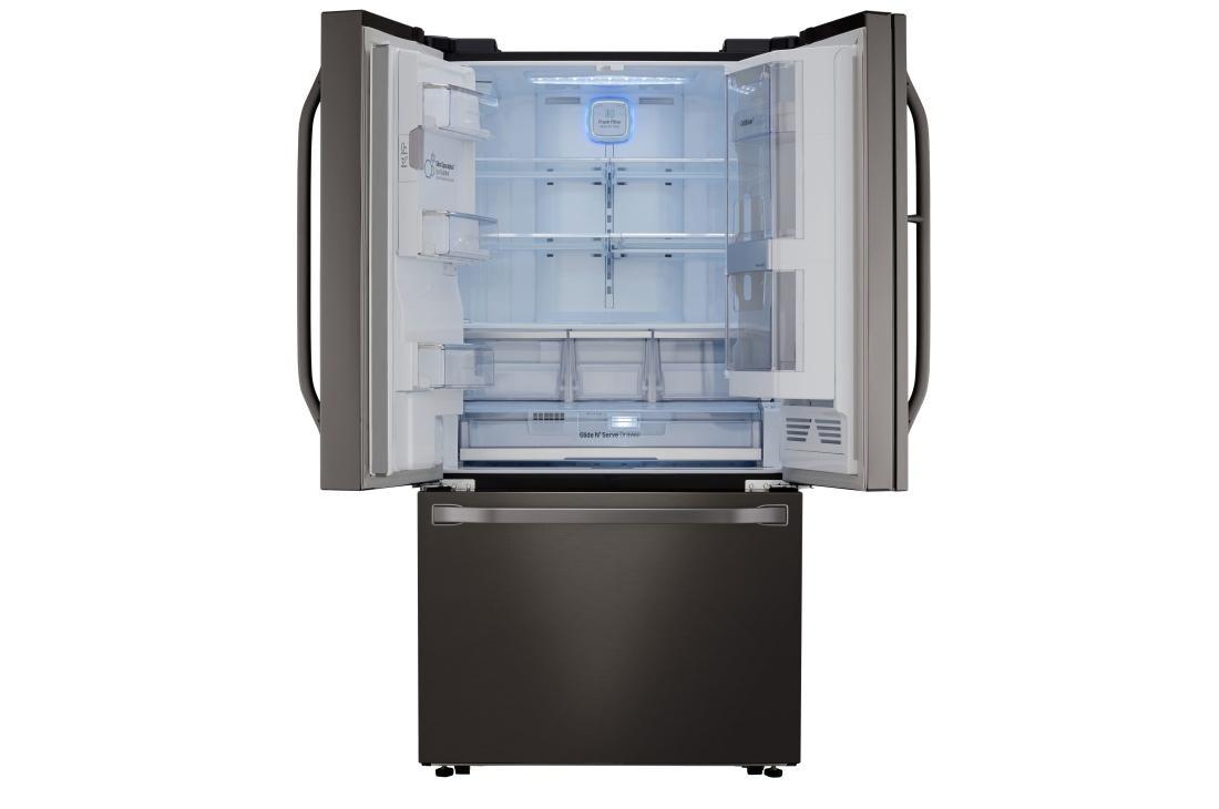 Lg Lsfxc2496d Instaview Counter Depth Refrigerator Lg Usa