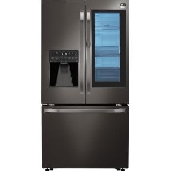LG STUDIO 24 cu. ft. Smart wi-fi Enabled InstaView™ Door-in-Door® Counter-Depth Refrigerator1