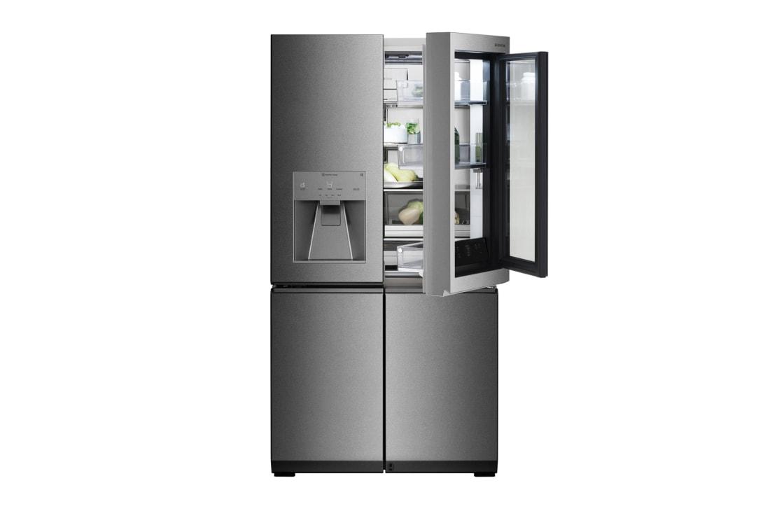 LG Signature 23 cu.ft. Wi-Fi Enabled InstaView Door-in-Door Counter-Depth Refrigerator