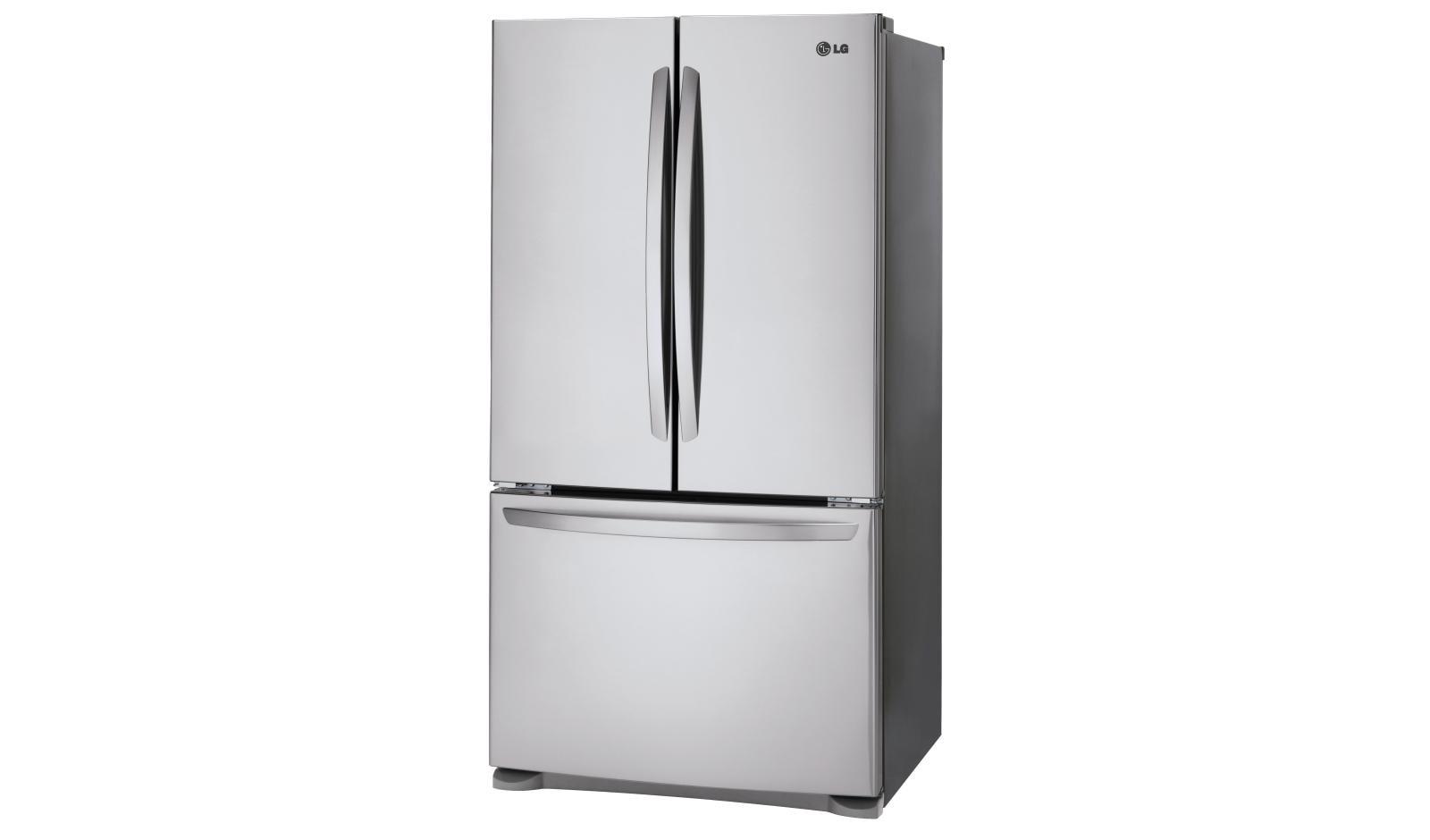 Lg lfcs25426s mega capacity 3 door french door refrigerator lg usa rubansaba