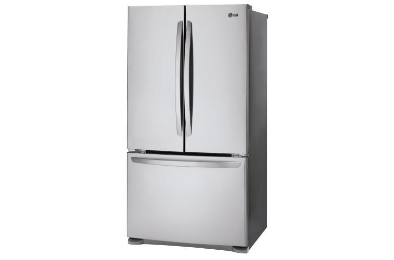 lg lfcs25426s mega capacity 3 door french door refrigerator lg usa. Black Bedroom Furniture Sets. Home Design Ideas