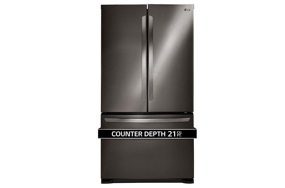 Lg Lfc21776d 3 Door French Door Counter Depth Refrigerator Lg Usa