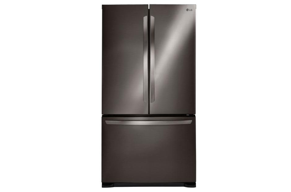 Lg Lfc21776d 3 Door French Door Counter Depth Refrigerator Lg Usa