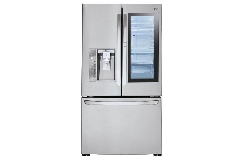LG LFXC24796S: InstaView Counter Depth Refrigerator | LG USA