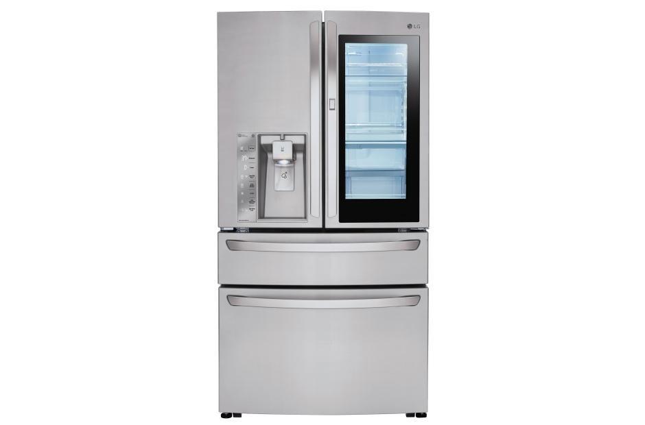 Lg Lmxc23796s Instaview Counter Depth Refrigerator Lg Usa