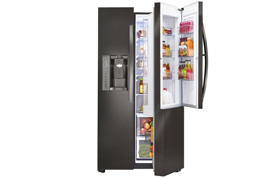 Smart Wi Fi Enabled Door In Counter Depth Refrigerator