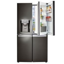 24 deep refrigerator. LNXC23766D 24 Deep Refrigerator W