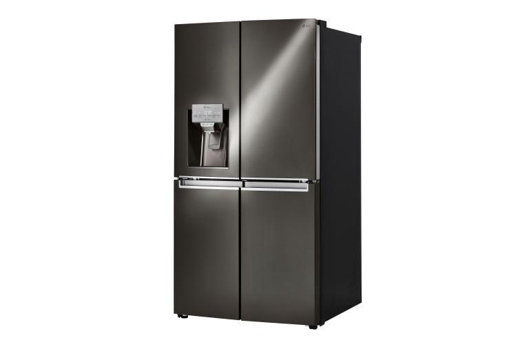 lg lnxs30866d 4 door refrigerator with door in door lg usa