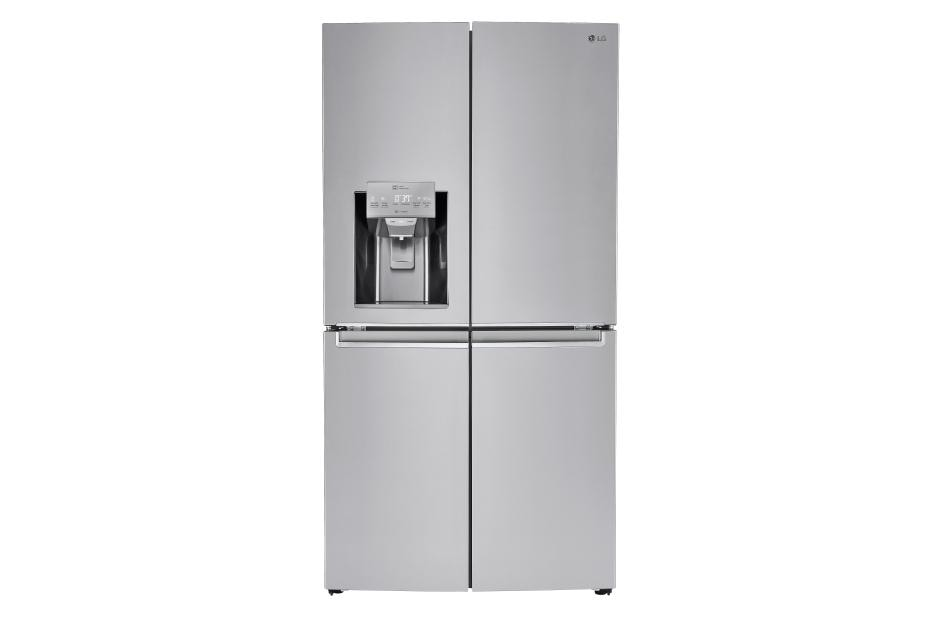 Lg Lnxc23726s 4 Door French Door Counter Depth Refrigerator Lg Usa