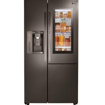 22 cu.ft. Smart wi-fi Enabled InstaView™ Door-in-Door® Counter-Depth Refrigerator1