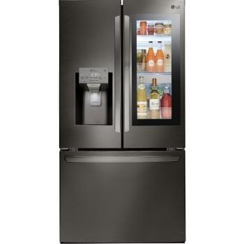 Lg french door refrigerators smart instaview 3 4 doors lg usa coming soon 28 cu ft smart wi fi enabled instaview door fandeluxe Choice Image