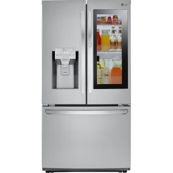 26 cu. ft. Smart wi-fi Enabled InstaView™ Door-in-Door® Refrigerator1
