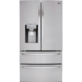 Exceptionnel Smart Wi Fi Enabled French Door Refrigerator