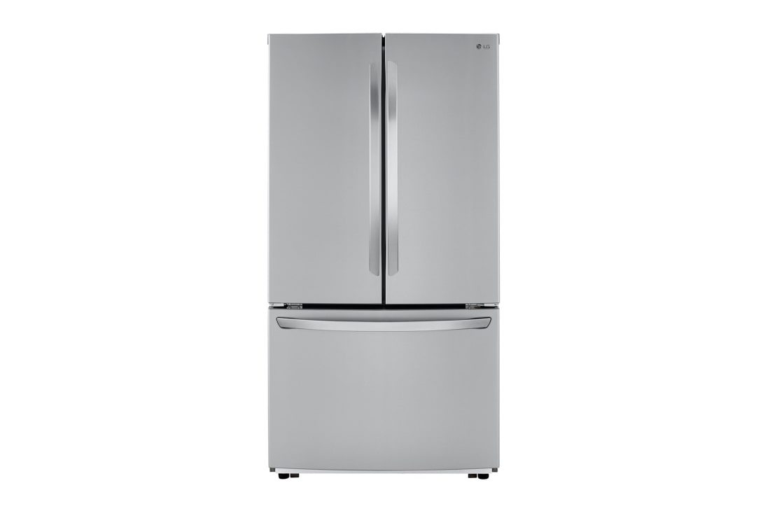 23 cu  ft  French Door Counter-Depth Refrigerator