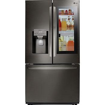 LFXS26596D - 26 cu. ft. Smart wi-fi Enabled InstaView™ Door-in-Door® Refrigerator1