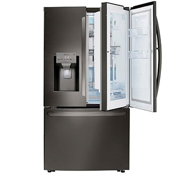 30 cu. ft. Smart wi-fi Enabled French Door Refrigerator with Door-in-Door®1