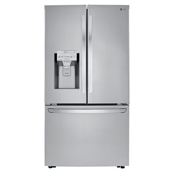24 cu. ft. Smart wi-fi Enabled French Door Counter-Depth Refrigerator1