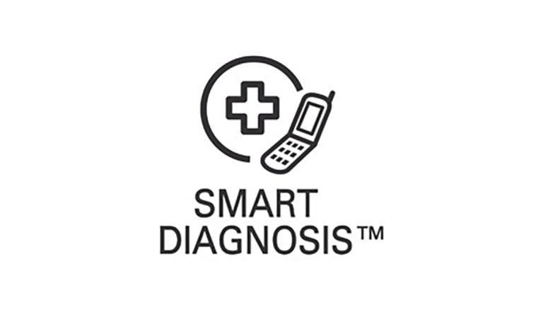 LG Smart Diagnosis™ logo