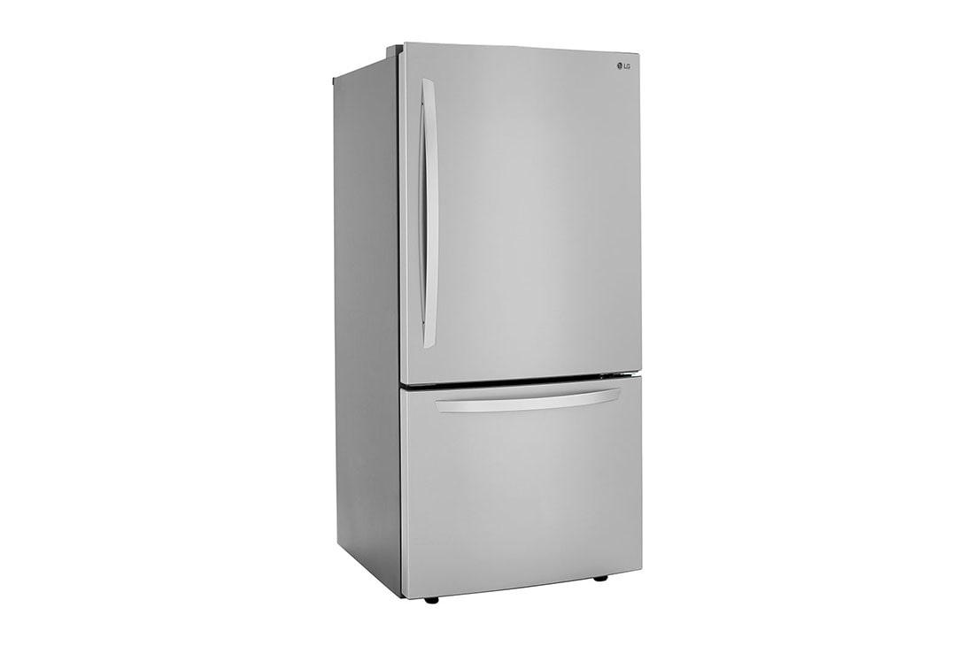 LG 26 cu. ft. Bottom Freezer Refrigerator (LRDCS2603S) | LG USA