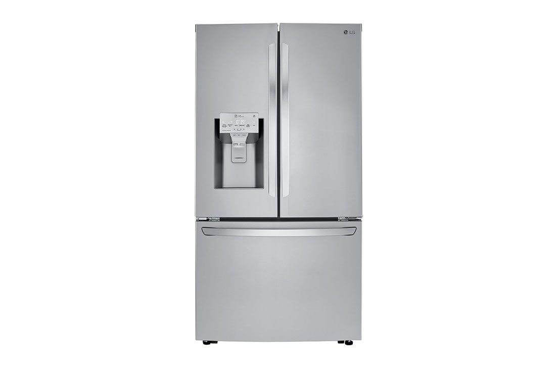 Lg 24 Cu Ft Smart Wi Fi Enabled Counter Depth Refrigerator With Craft Ice Maker Lrfxc2416s Lg Usa