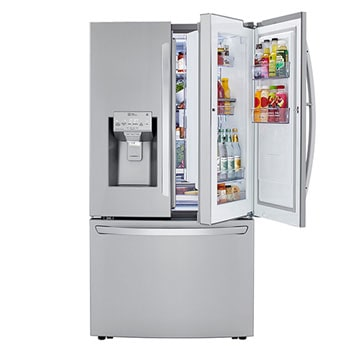 30 cu. ft. Smart wi-fi Enabled Door-in-Door® Refrigerator with Craft Ice™ Maker1